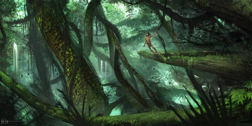 The Apeman by Ninjatic
