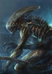 Alien by Ninjatic