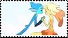 MuneXGlimm Stamp 1 by BluSilurus