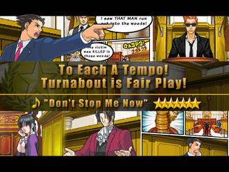Turnabout is Fair Play by luigihann