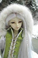 Snow elf. by Charlie-doom