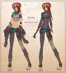 Spixx - Mechanic Suit Outfit by biancaloran