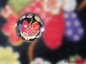 Floral Drop by leeecho