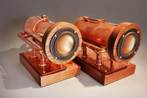Boiler Speakers 01 by AEvilMike