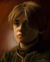 Arya Stark by Aleximv