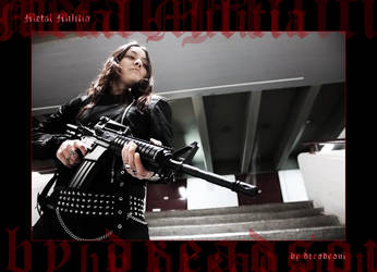 Metal Militia by dreadsoul