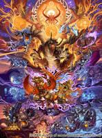 DuelMasters1 by TakayamaToshiaki