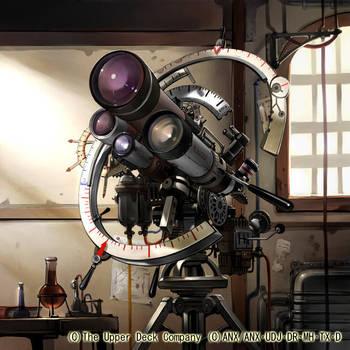 Telescope by TakayamaToshiaki