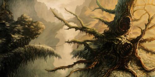 Tree Climbing by JakobHansson