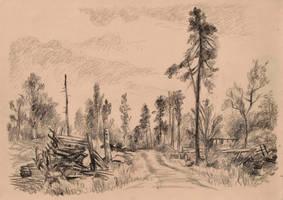 Sketch 2017 Sweden 01 by JakobHansson