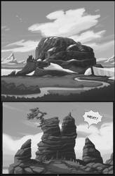 All Are Not Hunters - PAGE 20 (start of chapter 1) by Panimated