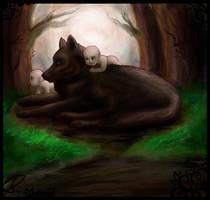 Romulus and Remus by FaeAmara