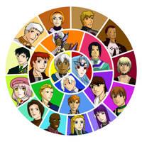 Xeno Circle by An-san