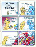 The Dingo vs the Dingus by TheInsaneDingo