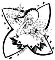 Flower Witch by TheInsaneDingo