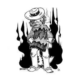 Western outlaw by TheInsaneDingo