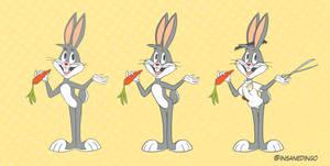 Bugs Bunny Redesign by TheInsaneDingo