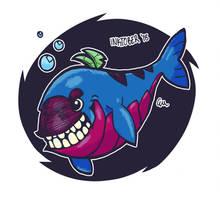 Whale bully by TheInsaneDingo