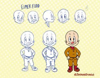 Elmer by TheInsaneDingo