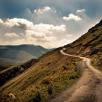 sinuous road ... by julie-rc