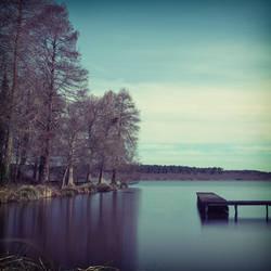 Le lac II by julie-rc