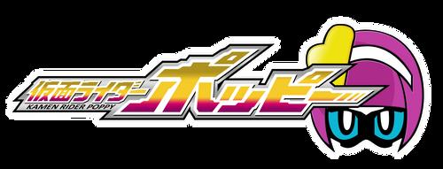 Kamen Rider Poppy Title by raidenzein