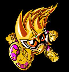 Kamen Rider Ex-Aid Hyper Mighty by raidenzein