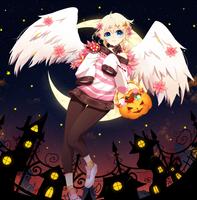 Secret Halloween - Chiasa by Flaykie