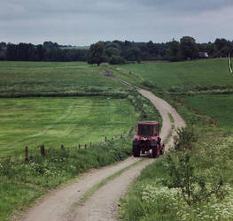 Country road by gytis
