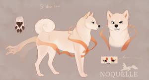 Shiba inu ~ by Noquelle
