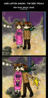 Sakura and Syaoran Omake by wishluv