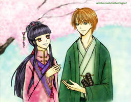 Syaoran and Sakura Ancestors by wishluv