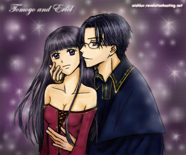 Tomoyo and Eriol - Surrender by wishluv