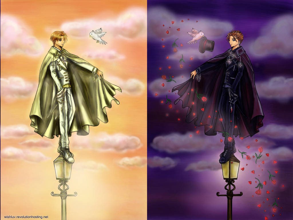 Kaitou Magician Night and Day by wishluv