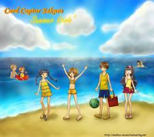 Cardcaptor Sakura Summer Lovin by wishluv