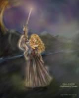 Elwyn, Daughter of Eowyn by wishluv