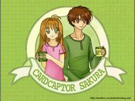 Sakura and Syaoran Ending by wishluv