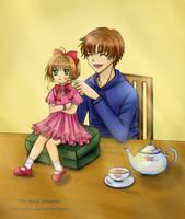 The Age: Sakura and Syaoran by wishluv