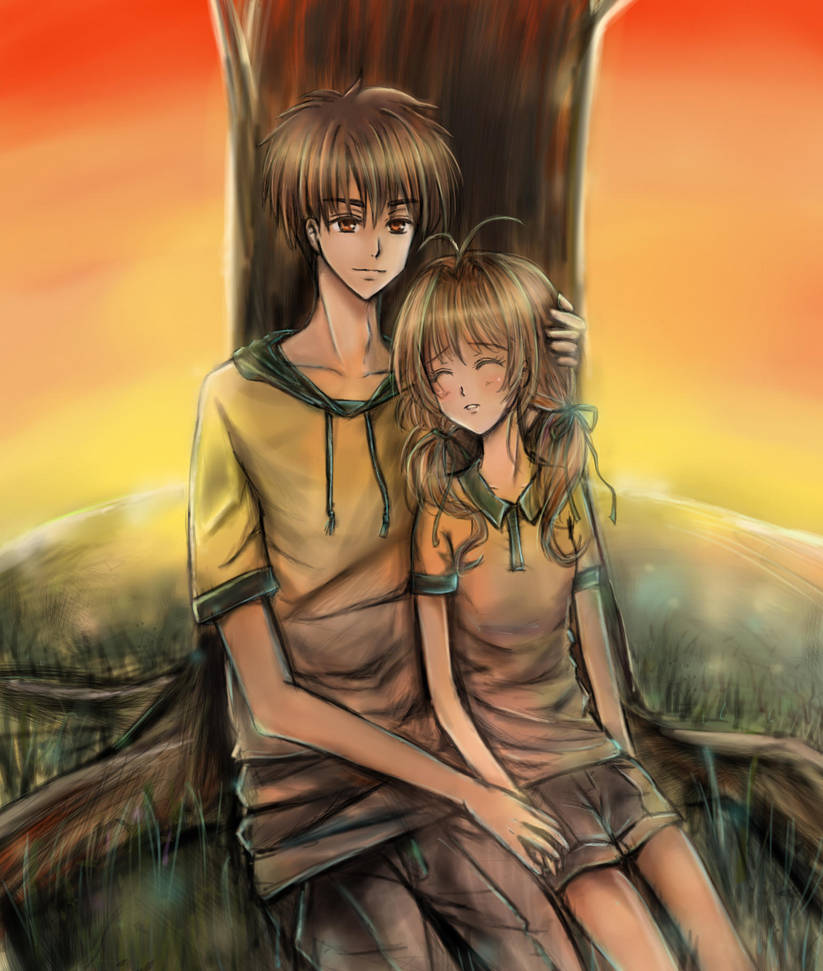 Sakura and Syaoran: Till the Sunrise by wishluv