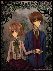 Lady Sakura and Lord Syaoran by wishluv