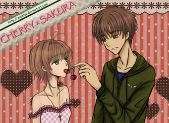 Happy White Day Sakura x Syaoran by wishluv