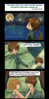 Syaoran Birthday Omake #3 by wishluv