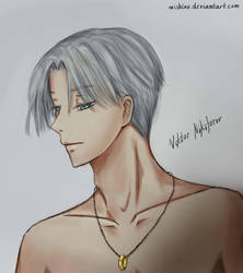 Viktor Nikiforov: Loss, Loneliness, Love, Life by wishluv