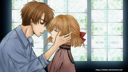 Happy Valentine's Day 2017 Sakura and Syaoran by wishluv