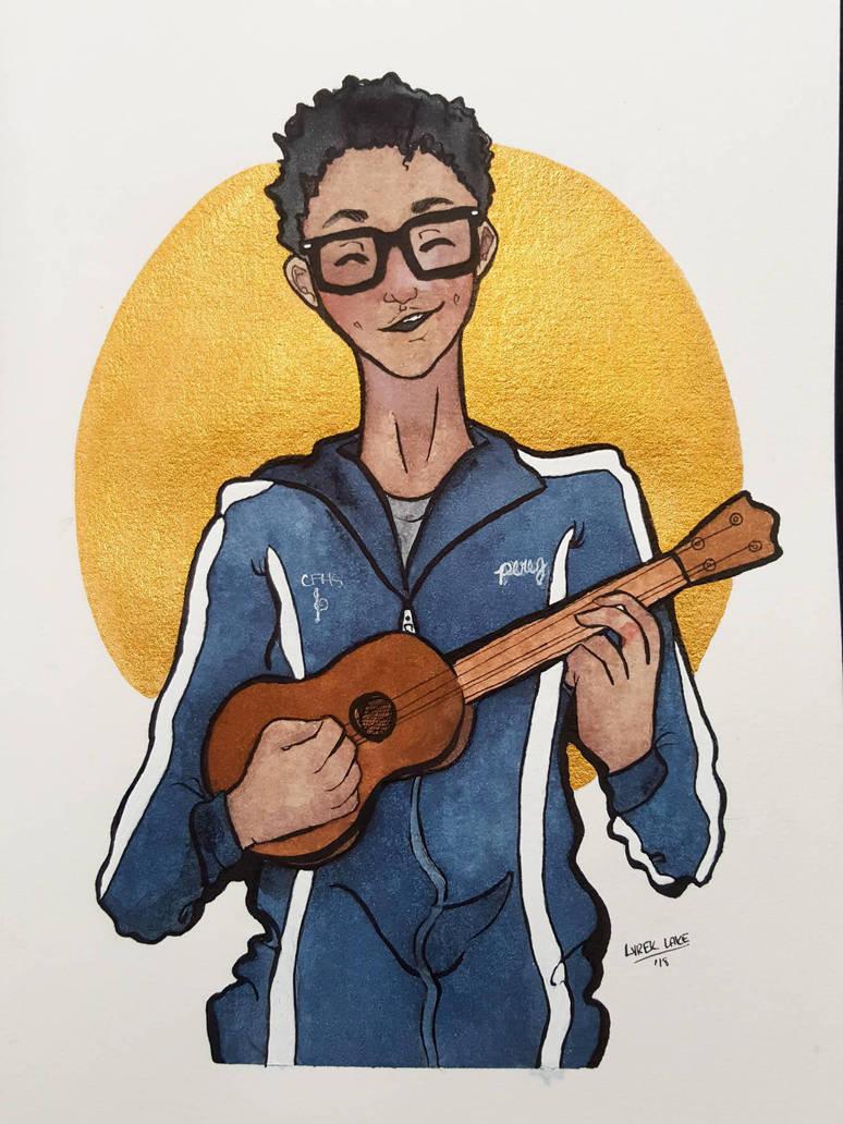 Matt Commission by LyrekScribbles