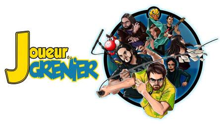 TeamGrenier by DabyHedgehog