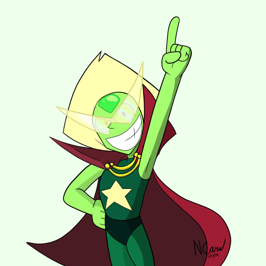 """Go beyond the impossible and kick reason to the curb! """"I couldn't help myself, Peridot was great"""""""