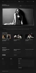 Photographers Portfolio Popular WordPress Theme by DesignTheme