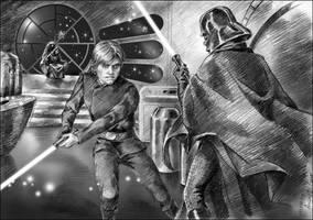 The last duel by Loye