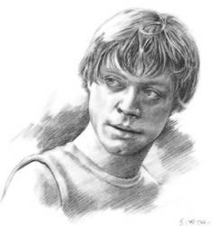 Luke Skywalker by Loye